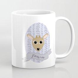 Fraulein Fawn Coffee Mug