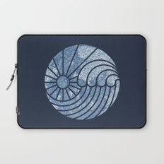 Sea of Serenity Laptop Sleeve