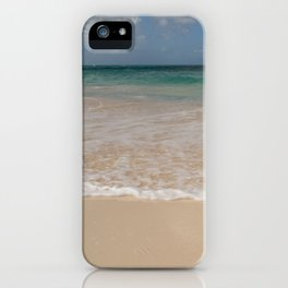 Jello Sand iPhone Case