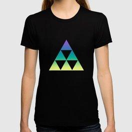 Geometric abstract decor 2 T-shirt