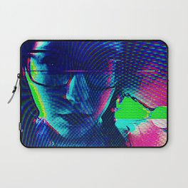 Cybernetic Celluloid Laptop Sleeve