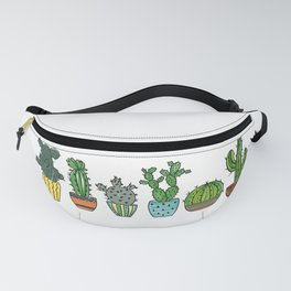 World of Cactus Fanny Pack