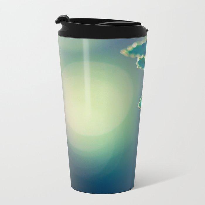 Ethereal Ocean Metal Travel Mug