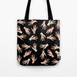 Touch me again Tote Bag