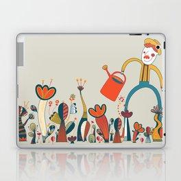 In Flowers Laptop & iPad Skin