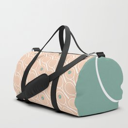 Pink Tennis #society6 #decor #buyart Duffle Bag