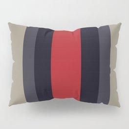 High Fashion Designer Style Stripes Pillow Sham