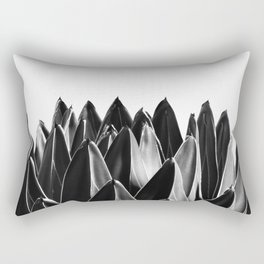 Agave Chic #7 #succulent #decor #art #society6 Rectangular Pillow
