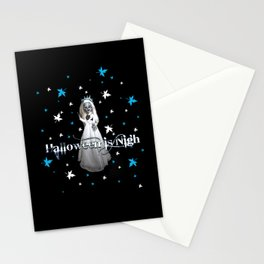 Halloween Is Nigh Stationery Cards
