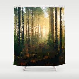 Landscape 01.01 Shower Curtain