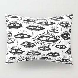 The Third Eye Pillow Sham