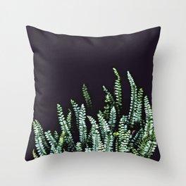 Dark Nature #society6 #decor #buyart Throw Pillow