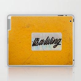 It's a Living Laptop & iPad Skin