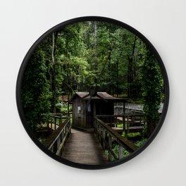 Visitor Cabin Wall Clock