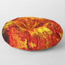 FIRE POWER Floor Pillow