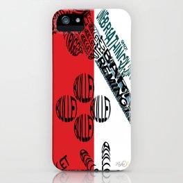 Magnum iPhone Case