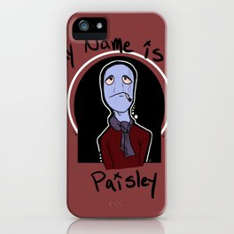 Pasiley iPhone Case