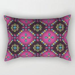 Mon Trésor (Pink) Rectangular Pillow