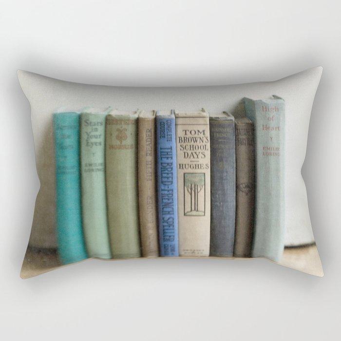 In the Study Rectangular Pillow