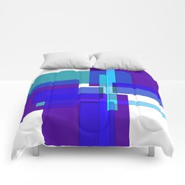 Squares combined no. 2 Comforters