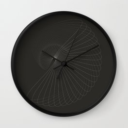 toroid.iv Wall Clock