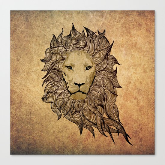 Lionn Canvas Print