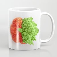 pumpkin Mugs featuring pumpkin by Tanya Pligina