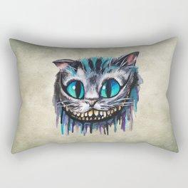 Cat Painting 18 Rectangular Pillow