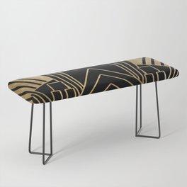 Art deco design Bench