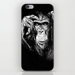 Chimp iPhone Skin