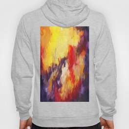 Abstract Impressions of an Abstract Hoody