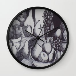 FV Wall Clock