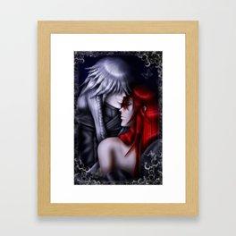 Love As Strong As Death Framed Art Print