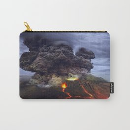 Volcanic Euption Carry-All Pouch