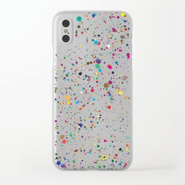 PokeSpot Clear iPhone Case