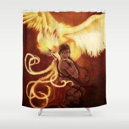 Phenix Shower Curtain