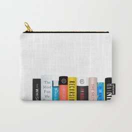 Best Books of the Year Carry-All Pouch
