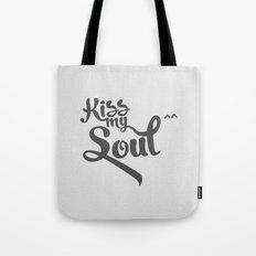 KiSSmySoul^^ [Grey] Tote Bag