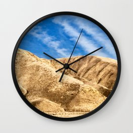 Wind Wolves Wall Clock