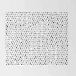 TomPardy Throw Blanket