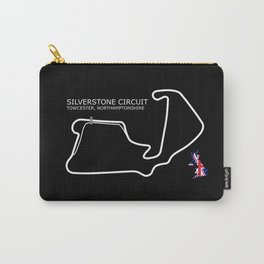 Silverstone Circuit Carry-All Pouch