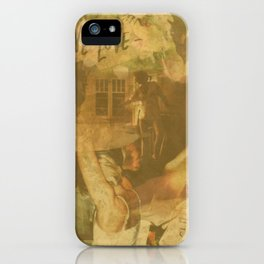 LOK Live Love Montage iPhone Case