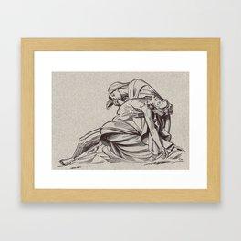 Pieta, St-Paul, London Framed Art Print
