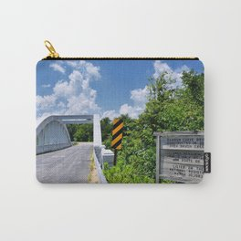 Marsh Arch Bridge on route 66. Carry-All Pouch