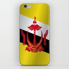 Flag of Brunei iPhone Skin