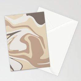 Liquid marmol Stationery Cards