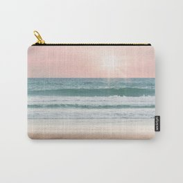 Sand, Sea, and Sky Carry-All Pouch