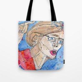 Senator Elizabeth Warren Tote Bag