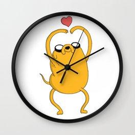 Adventuretime - Lovely Jake Wall Clock