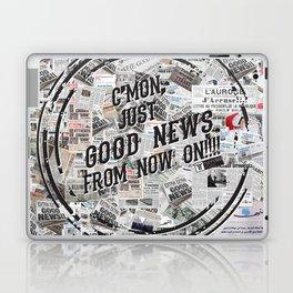 Just Good News Laptop & iPad Skin